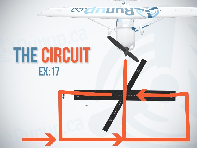 Student Pilot Preflight Ex 17 The Circuit