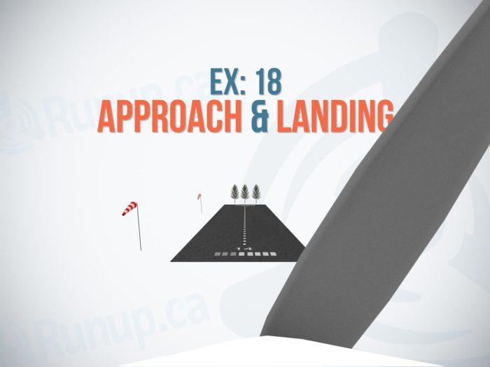 Pre-Flight 18: Approach & Landing