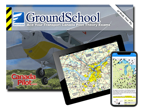 Canada Private Pilot Test Prep app by Dauntless Aviation