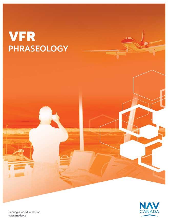 VFR Phraseology Canada Pilot