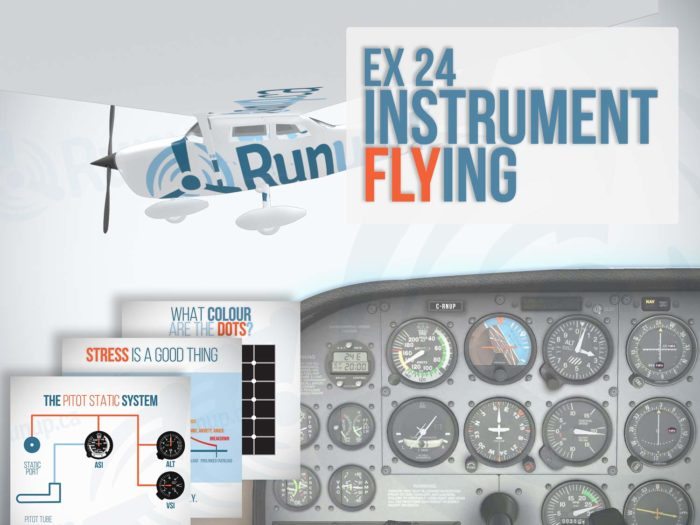 Canada Pilot Exercise 24 Insturment Flying