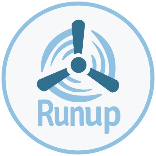 Runup Mobile Icon