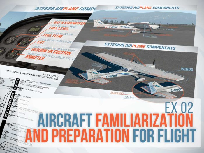 Aircraft Preparation for Students Canada