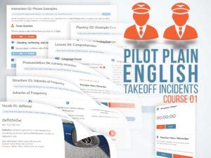 Aviation Plain Engish Pilot Course Image