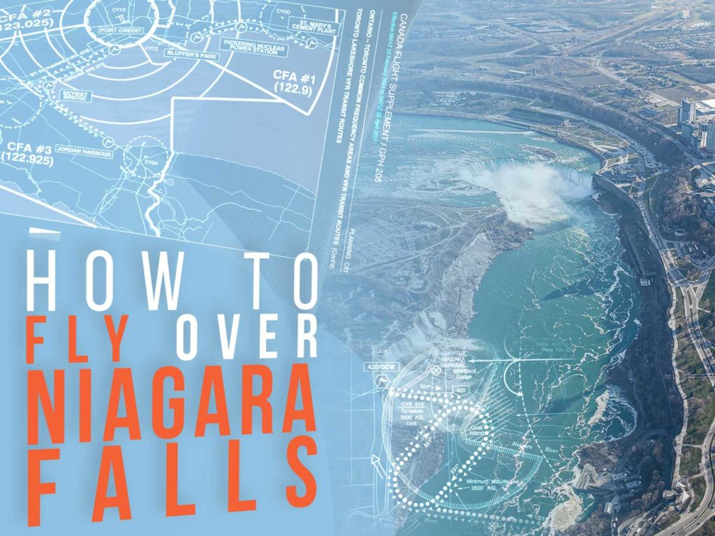 How To Fly Over Niagara Falls Course Thumb