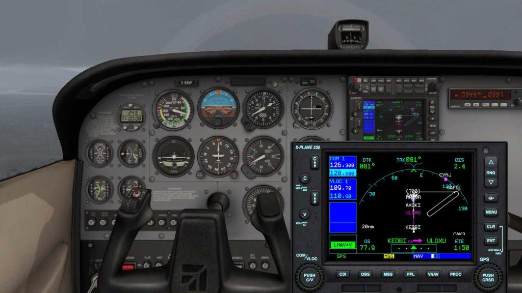 LNAV+V CYPK PItt Meadows GPS