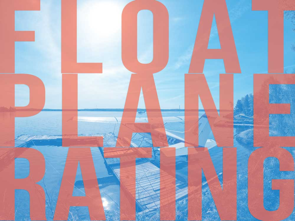 Float Plane Rating