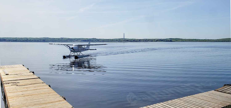 Sudbury Aviation Float Rating